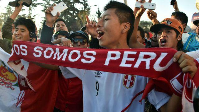 peruanos promedio
